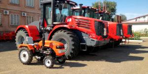 Сравнение стоимости эксплуатации тракторов